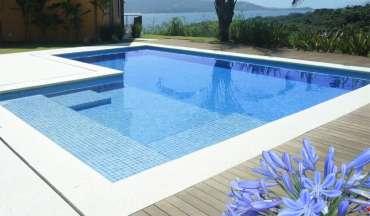Qualidade e experiência da construção de piscina de vinil Campinas